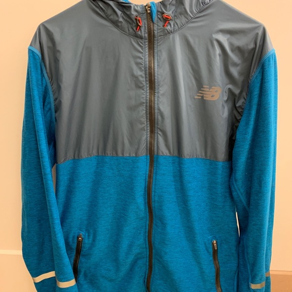 446116ee8a84d New Balance Jackets & Coats | Nb Dry Reflective Running Jacket ...